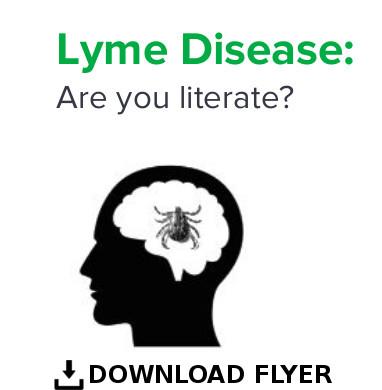 Lyme Training David Aronson Lcsw